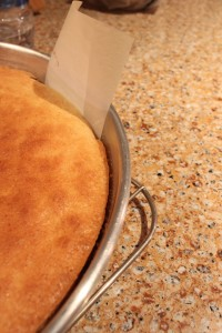 Cordon Bleu cake from Baking Family