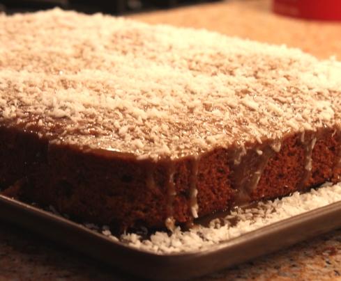 Queen Elizabeth Cake from Baking Family